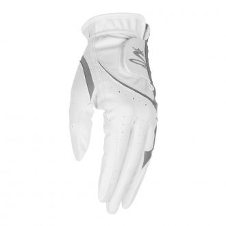 Women's Micro Grip Golf Glove - White / Quarry