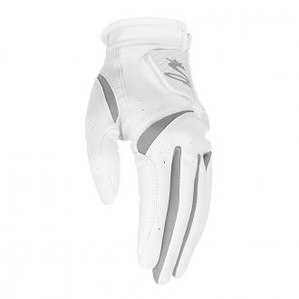 Women's PUR Tech Golf Glove - White / Quarry