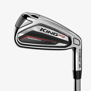 KING F9 IRONS