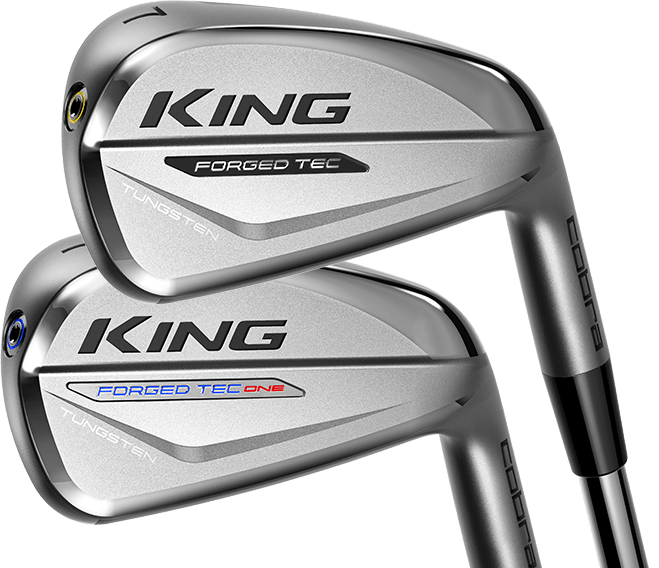 Forged Tec Irons