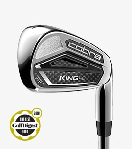 KING F8 Irons