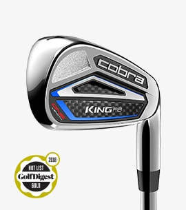 KING F8 ONE Length Irons