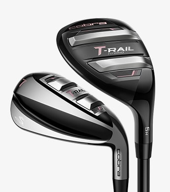 WOMEN'S T-RAIL IRON-HYBRID SET
