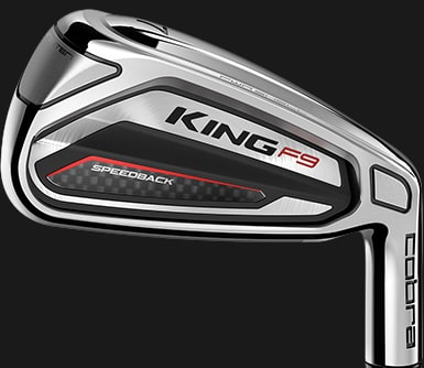 KING F9 Speedback iron